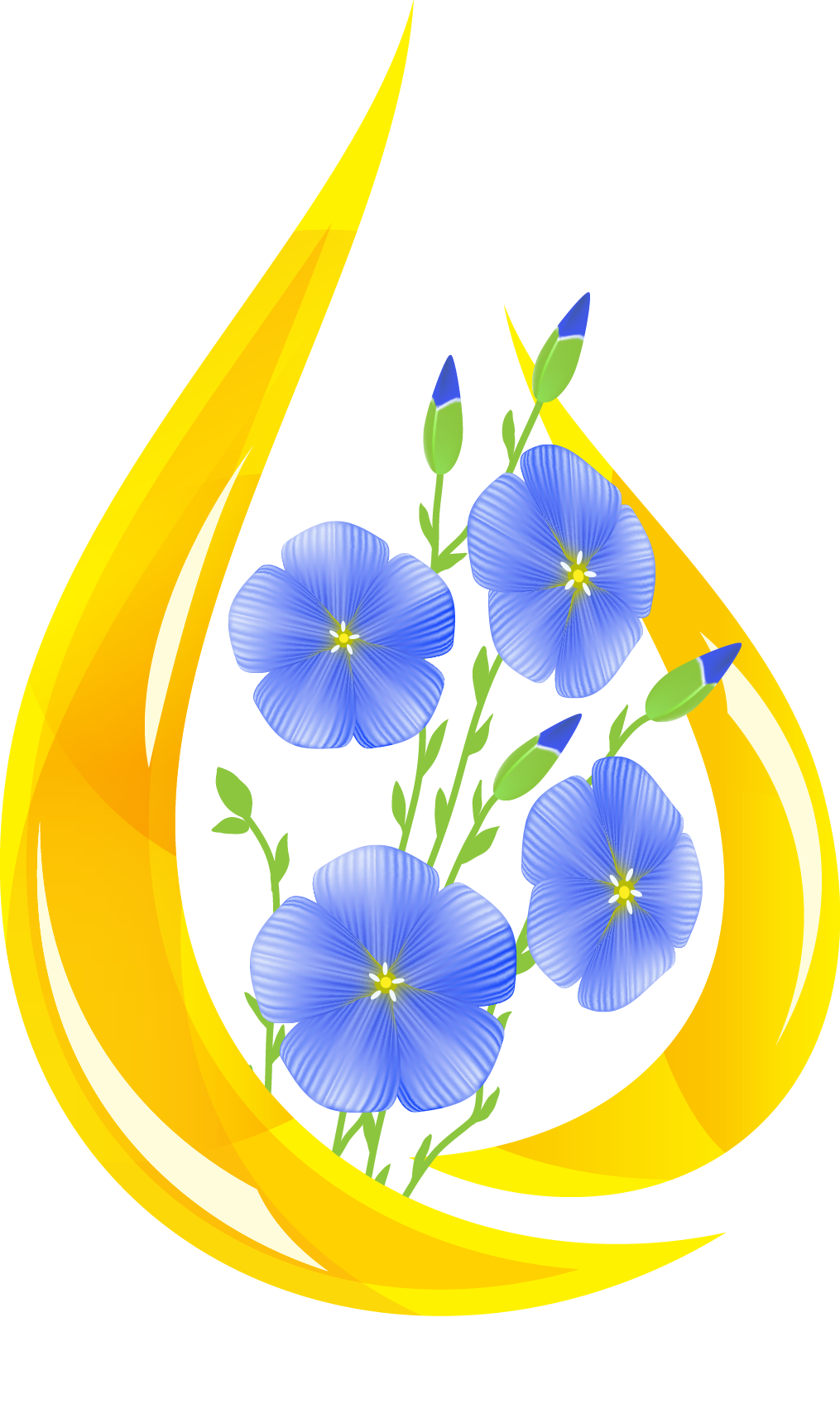 Flaxseed Flower